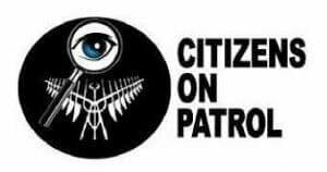 Citizens on Patrol Logo