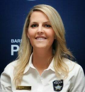 Board Administrator Sarah Young