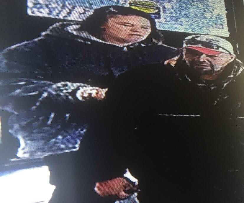 Police seeking to identify suspect after wallet stolen, cards used