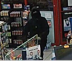 Police investigating early-morning armed robbery