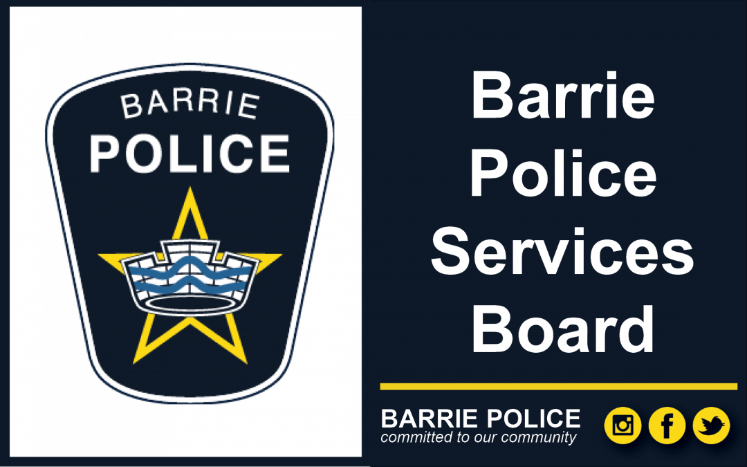 Graphic - Barrie Police Services Board