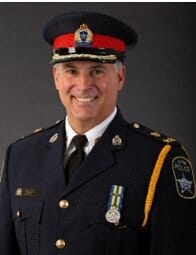 Barrie Police Services Board announces retirement of Deputy Chief Weatherill
