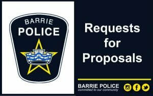 Graphic - Request for Proposals