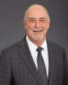 Board Chair Greg Ferguson