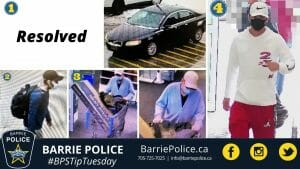 Tip Tuesday - Suspect image