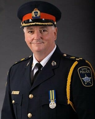 Former Deputy Chief Ken Weatherill