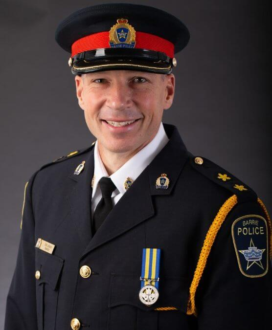 Barrie Police Services Board names new Deputy Chief